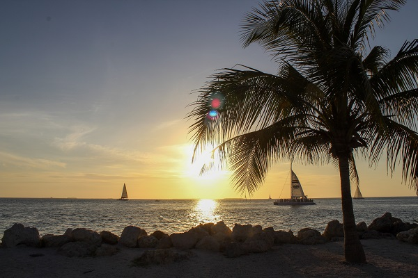 sunset: things to experience in Key West