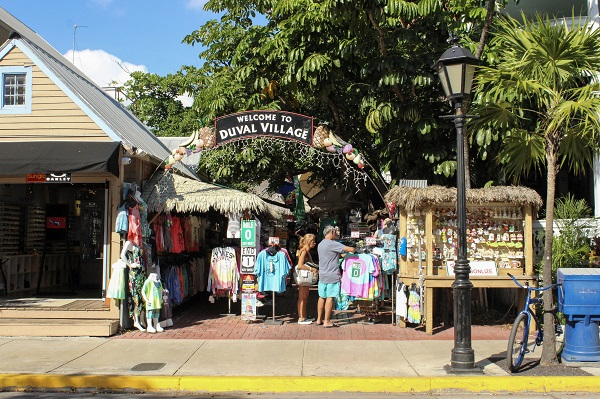 Town center: things to experience in Key West